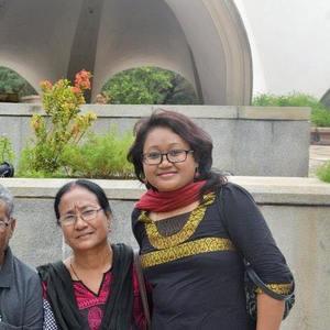 Nandini Pegu Travel Blogger