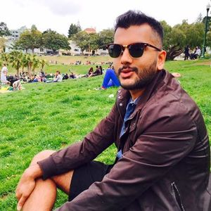Rohan Mehta Travel Blogger