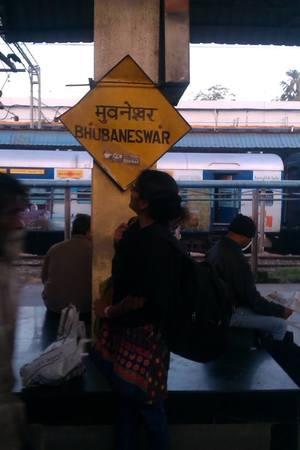 Solo traveler in Odisha