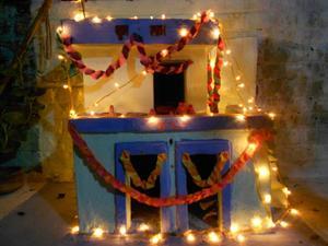 Chhath Puja @ Nani ghar