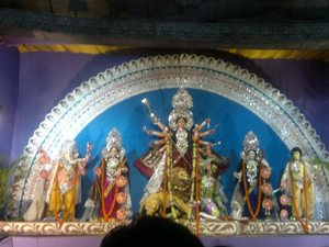 Durga Puja 2011  @ jamshedpur