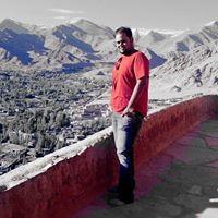 Ankur Jajpuria Travel Blogger