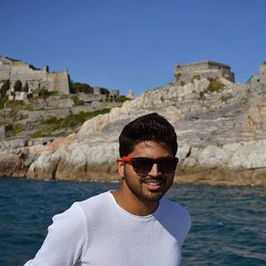 Shravan Shetty Travel Blogger