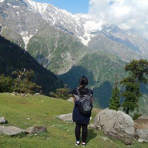 Dharitri Gogoi Travel Blogger