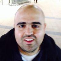 Aiham Jaabari Travel Blogger