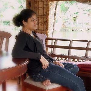Charu Raghu Travel Blogger