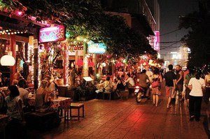 My seven point ode to Thailand