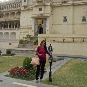 Chitralekha Deokar Travel Blogger