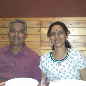 Radhika Venkatesh Prasad Travel Blogger