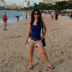 Anupriya Kapur Travel Blogger