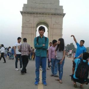 Dharam Singh Meena Travel Blogger