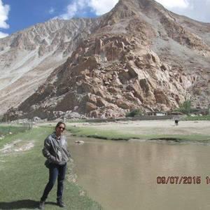 Pranali Bhoyar Travel Blogger