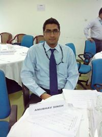 Anubhav Singh Travel Blogger