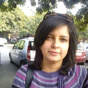 Divyansha Sharma Travel Blogger