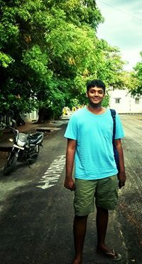 Varun Mathew Travel Blogger