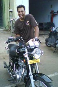 Rahul Gotimukla Travel Blogger