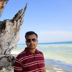 Anik Datta Travel Blogger