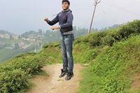 Arijit Bhowmik Travel Blogger