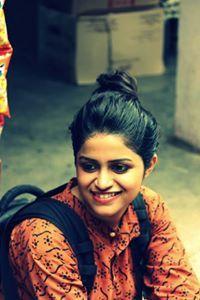 Nidhi Sharma Travel Blogger