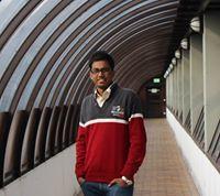 Reynold Jose Travel Blogger