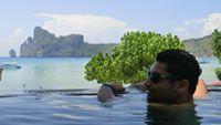 Raghav Iyer Travel Blogger