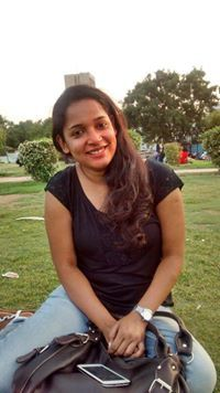 Sandhya Bisht Travel Blogger
