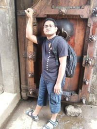 Naman Khandelwal Travel Blogger