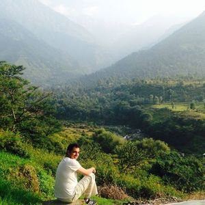 Vikrant Malik Travel Blogger