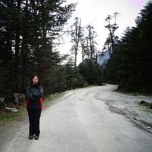 Sabita Dahal Travel Blogger