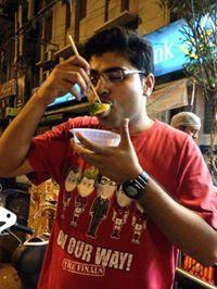Parikshit Saxena Travel Blogger