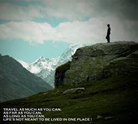 Mohit Nair Travel Blogger