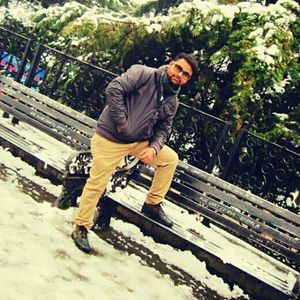 Shiv Srivastava Travel Blogger