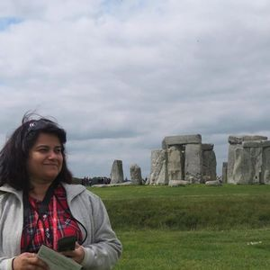 Manisha Hombalkar Travel Blogger