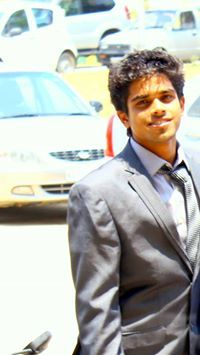 Nithin P Balakrishna Travel Blogger