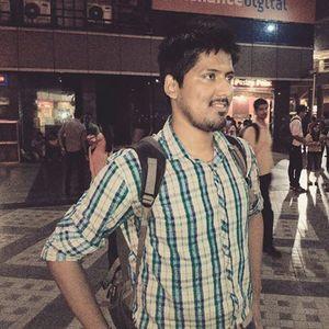 Saurav Mishra Travel Blogger