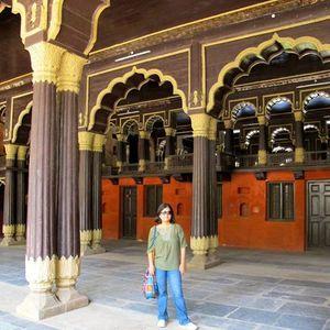 Meera Raghavendra Travel Blogger