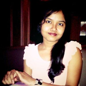 Soumita Atimuos Biswas Travel Blogger