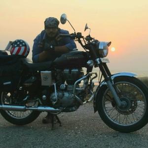 Ride to Rameshwaram