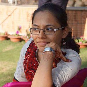 Vrinda Radadia Travel Blogger
