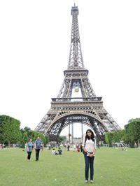 Anumol Rajan Travel Blogger