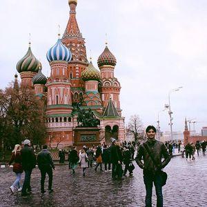 Sumit Kumar Uppal Travel Blogger