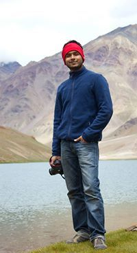 Susmit Ranade Travel Blogger