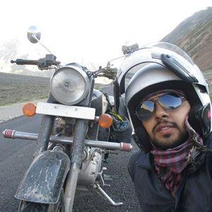 Animesh Yadav Travel Blogger