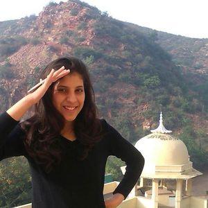 Nishtha Chaturvedi Travel Blogger