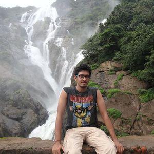 Shrenik Surana Travel Blogger