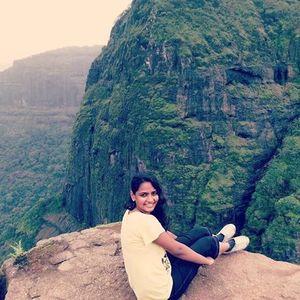 Darshana Boricha Travel Blogger