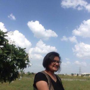 Upasana Vora Travel Blogger