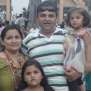 Ritesh Shah Travel Blogger