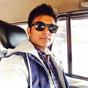 Vishal Agarwal Travel Blogger