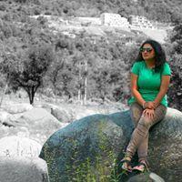 Krishna Ganatra Travel Blogger